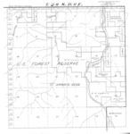 Book No. 420; Township 20S, Range 06E, Assessor Township Plat – 1919-1920