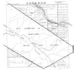 Book No. 420; Township 20S, Range 11E, Assessor Township Plat – 1919-1920