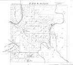 Book No. 420; Township 20S, Range 12E, Assessor Township Plat – 1921-1922
