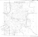 Book No. 420; Township 20S, Range 12E, Assessor Township Plat – 1928-1929