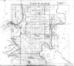 Book No. 420; Township 20S, Range 12E, Assessor Township Plat – 1934-1936