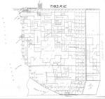 Book No. 418; Township 18S, Range 01E, Assessor Township Plat – 1923-1924