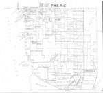 Book No. 418; Township 18S, Range 01E, Assessor Township Plat – 1937-1939