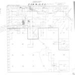 Book No. 418; Township 18S, Range 03E, Assessor Township Plat – 1937-1939