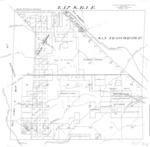 Book No. 417; Township 17S, Range 01E, Assessor Township Plat – 1915-1918