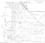 Book No. 417; Township 17S, Range 01E, Assessor Township Plat – 1921-1922