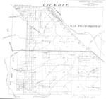 Book No. 417; Township 17S, Range 01E, Assessor Township Plat – 1923-1924