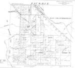 Book No. 417; Township 17S, Range 01E, Assessor Township Plat – 1930-1933