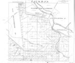 Book No. 417; Township 17S, Range 02E, Assessor Township Plat – 1953-1957
