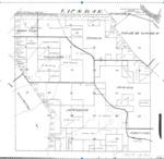 Book No. 417; Township 17S, Range 04E, Assessor Township Plat – 1919-1920