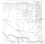 Book No. 417; Township 17S, Range 06E, Assessor Township Plat – 1921-1922