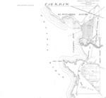 Book No. 416; Township 16S, Range 01W and 01E, Assessor Township Plat – 1923-1924