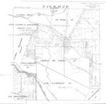 Book No. 416; Township 16S, Range 02E, Assessor Township Plat – 1921-1922