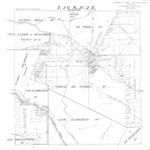 Book No. 416; Township 16S, Range 02E, Assessor Township Plat – 1928-1929