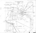 Book No. 416; Township 16S, Range 02E, Assessor Township Plat – 1940-1943