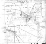 Book No. 416; Township 16S, Range 02E, Assessor Township Plat – 1953-1957