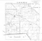 Book No. 416; Township 16S, Range 03E, Assessor Township Plat – 1925-1927