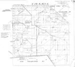 Book No. 416; Township 16S, Range 03E, Assessor Township Plat – 1934-1936