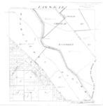 Book No. 416; Township 16S, Range 04E, Assessor Township Plat – 1921-1922