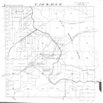 Book No. 416; Township 16S, Range 06E, Assessor Township Plat – 1915-1918