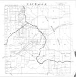 Book No. 416; Township 16S, Range 06E, Assessor Township Plat – 1919-1920