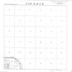 Book No. 416; Township 16S, Range 07E, Assessor Township Plat – 1921-1922