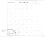 Book No. 416; Township 16S, Range 07E, Assessor Township Plat – 1934-1936