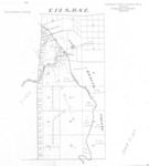 Book No. 415; Township 15S, Range 06E, Assessor Township Plat – 1928-1929