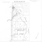 Book No. 415; Township 15S, Range 06E, Assessor Township Plat – 1940-1943