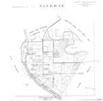 Book No. 414; Township 14S, Range 02E, Assessor Township Plat – 1923-1924