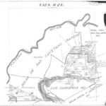 Book No. 412; Township 12S, Range 02E, Assessor Township Plat – 1919-1920