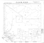 Book No. 424 - T24S, R06E, MDM; Monterey County Assessor Township Plat by Sections - Undated