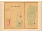 Mission San Miguel (Church Property) - Diseños, GLO No. 313, San Luis Obispo County, and associated historical documents