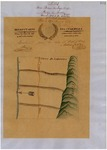 Paraje de Sanchez - Diseños, GLO No. 292, Monterey County, and associated historical documents