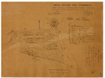 Diseños map and associated historical documents for Rancho Pismo, GLO No. 336.