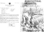 1963, San Luis Obispo Crop Report.
