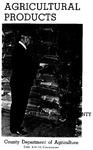 1966, San Luis Obispo Crop Report.