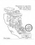 1989, San Luis Obispo Crop Report.