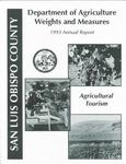 1993, San Luis Obispo Crop Report.