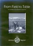 1995, San Luis Obispo Crop Report.