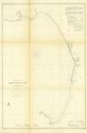 1857 - Preliminary Chart of Monterey Bay