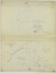 1873 - Tracing of Topography South Point to Arroyo Grande Southward San Luis Obispo Bay, California