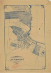 1915 - Map of the City of Monterey - City Plan, Monterey County, California