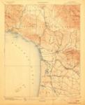 1897 - Arroyo Grande Quadrangle, San Luis Obispo County, California