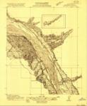 1912 - San Ardo Quadrangle Topographical Survey, Monterey Co. - USGS