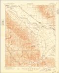 1915 - Soledad Quadrangle Topographical Survey, Monterey County - USGS