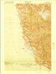 1918 - Point Sur Quadrangle Topographical Survey, Monterey County - USGS