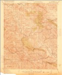 1919 - Adelaida Quadrangle Topographical Survey, San Luis Obispo County - USGS