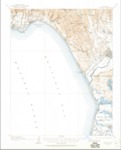 1919 - Capitola Quadrangle Topographical Survey, Santa Cruz and Monterey Counties - USGS