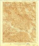 1919 - Junipero Serra Quadrangle Topographical Survey, Monterey CountyU.S. Geological topographical survey of San Luis Obispo Quadrangle. - USGS